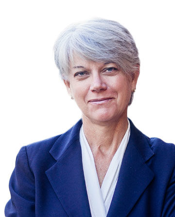 Head shot of Diane Randall, the executive secretary of the Friends Committee on National Legislation.