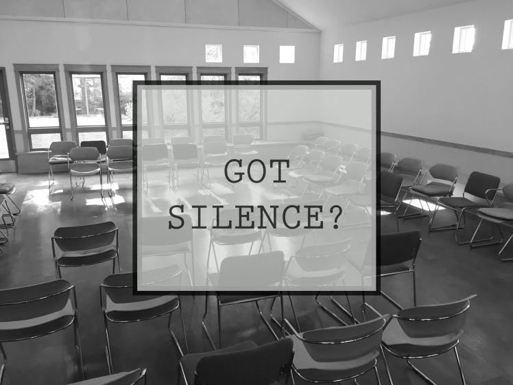 got silence photo